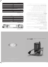 Matrix G7-S57 CALF EXTENSION Home Gym Manual (2 pages)