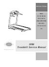 Horizon Fitness WT950 Treadmill Manual (67 pages)