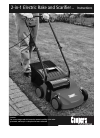 Coopers 6673 Lawn and Garden Equipment Manual (8 pages)