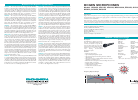 Bogen HDU150 Microphone Manual (8 pages)