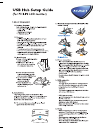 Philips PCUH411R MP3 Player Accessories Manual (1 pages)