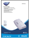 Philips PCUH411R MP3 Player Accessories Manual (2 pages)
