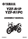 Yamaha YZF-R1P Motorcycle Manual (26 pages)