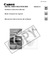 Canon 7920A001 - GL 2 Camcorder Digital Camera Manual (74 pages)