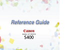 Canon PowerShot S400 Digital Camera Manual (271 pages)