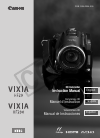 Canon VIXIA HF20 Digital Camera Manual (186 pages)