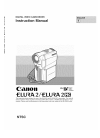 Canon ELURA 2 Digital Camera Manual (147 pages)