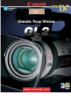 Canon GL-2 Digital Camera Manual (10 pages)
