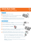 Canon GL-2 Digital Camera Manual (2 pages)