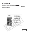 Canon HG10 Digital Camera Manual (89 pages)