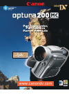 Canon Optura 200MC Digital Camera Manual (6 pages)