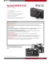 Casio EX-FC100BK Digital Camera Manual (1 pages)